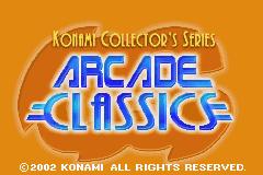 Konami Collector's Series - Arcade Classics