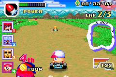 Konami Wai Wai Racing Advance